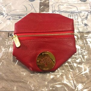 Mulberry makeup pouch